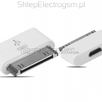 Adapter micro USB do iPad