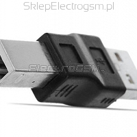 Adapter USB-A na USB-B do drukarki